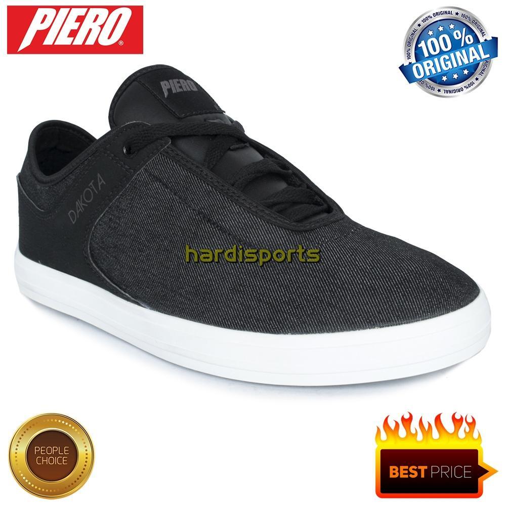 Beli sekarang Sepatu Sneaker Pria Piero Dakota P10528 - Black terbaik murah  - Hanya Rp195.865 12a0d41051