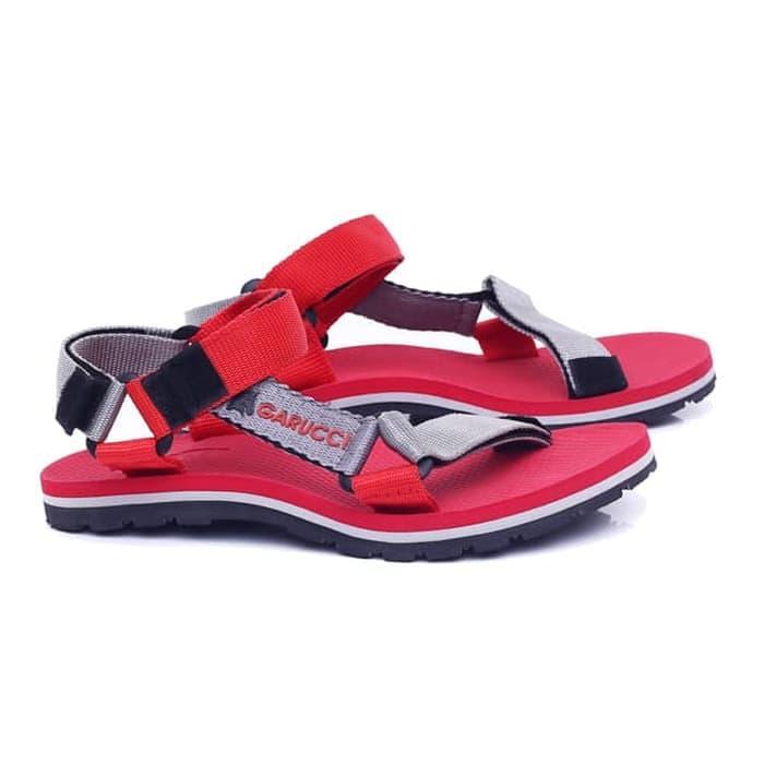 Sandal Anak Laki-Laki/sandal anak cowok Sandal Gunung Main Anak kualitas bagus harga murah keluaran terbaru model terbaru warna merah