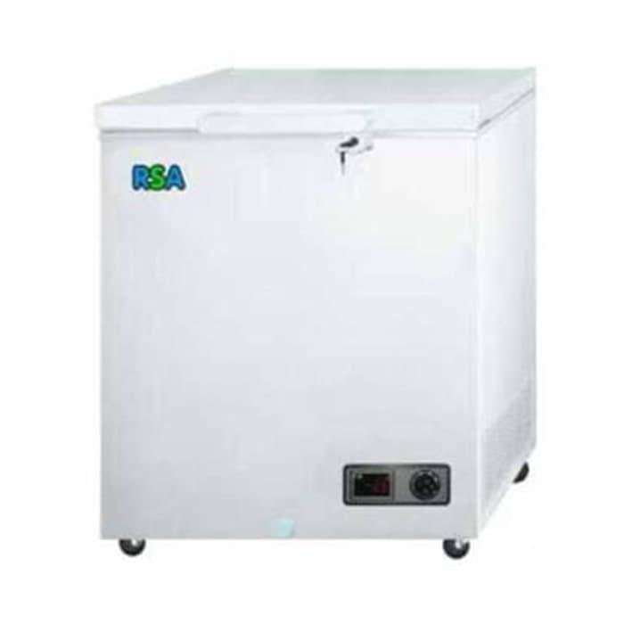 Promo        Freezer RSA CF 220 MURAH        Original