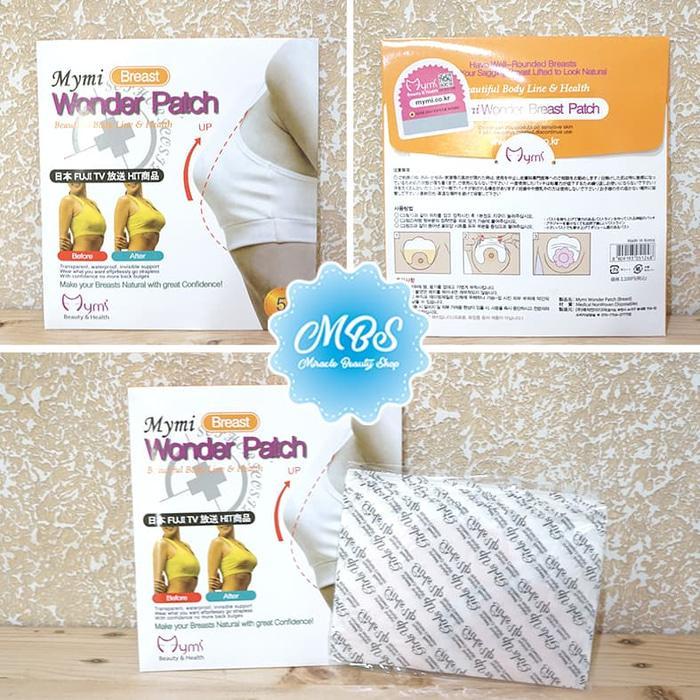Mymi Breast Wonder Patch ( Payudara ) - 4tky93