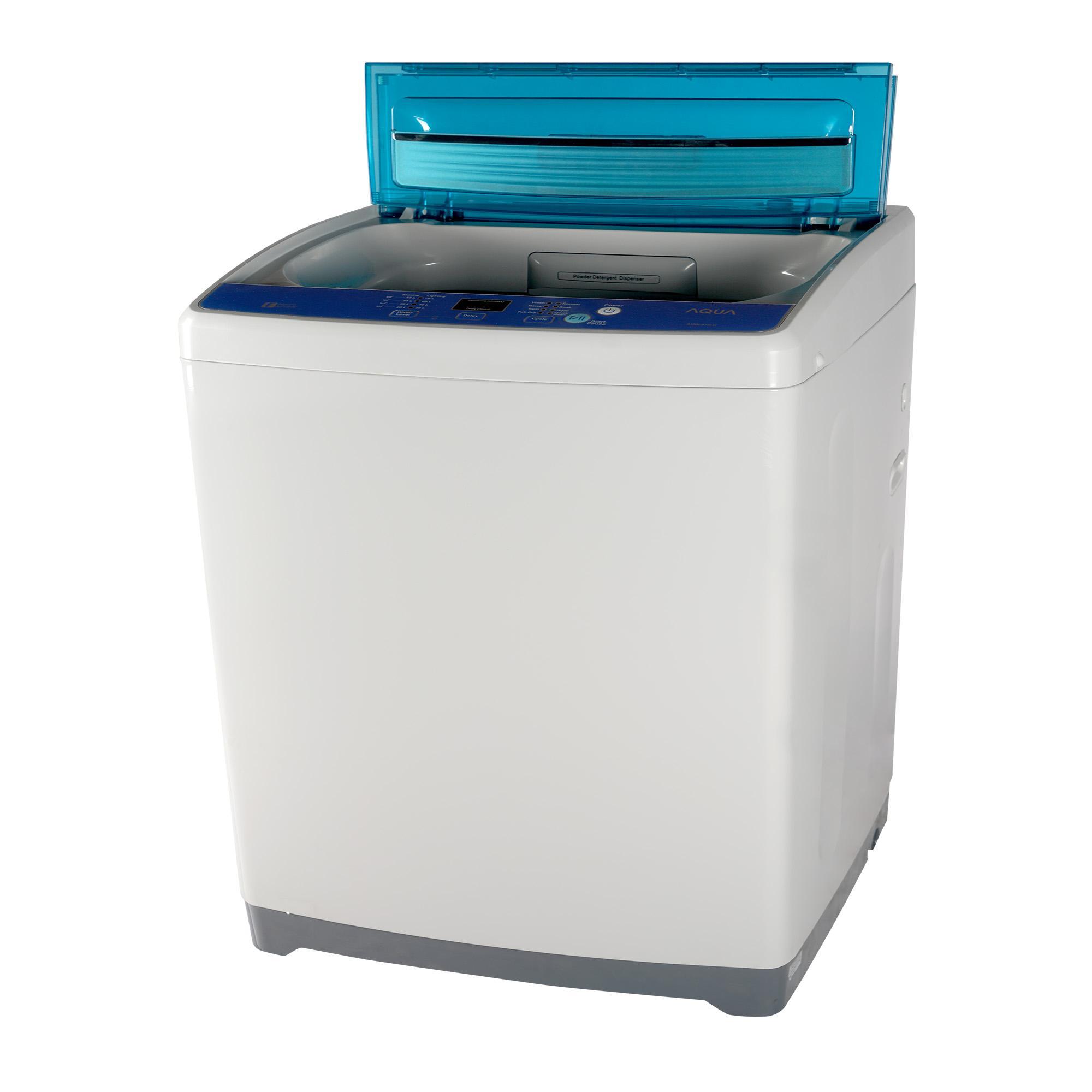 Aqua AQW-77D-H Mesin Cuci 1 Tabung 7 Kg - Biru - Khusus