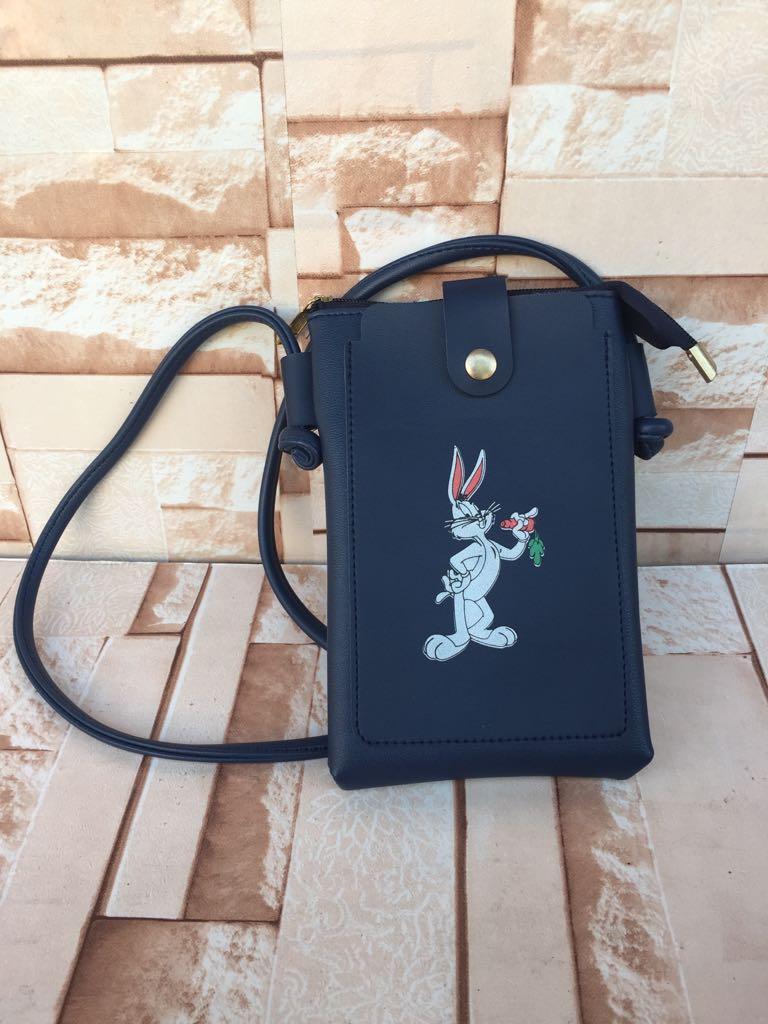 Tas Slempang Mini Modis Gaya Korea Untuk Perempuan (Tas Handphone) - PM2902