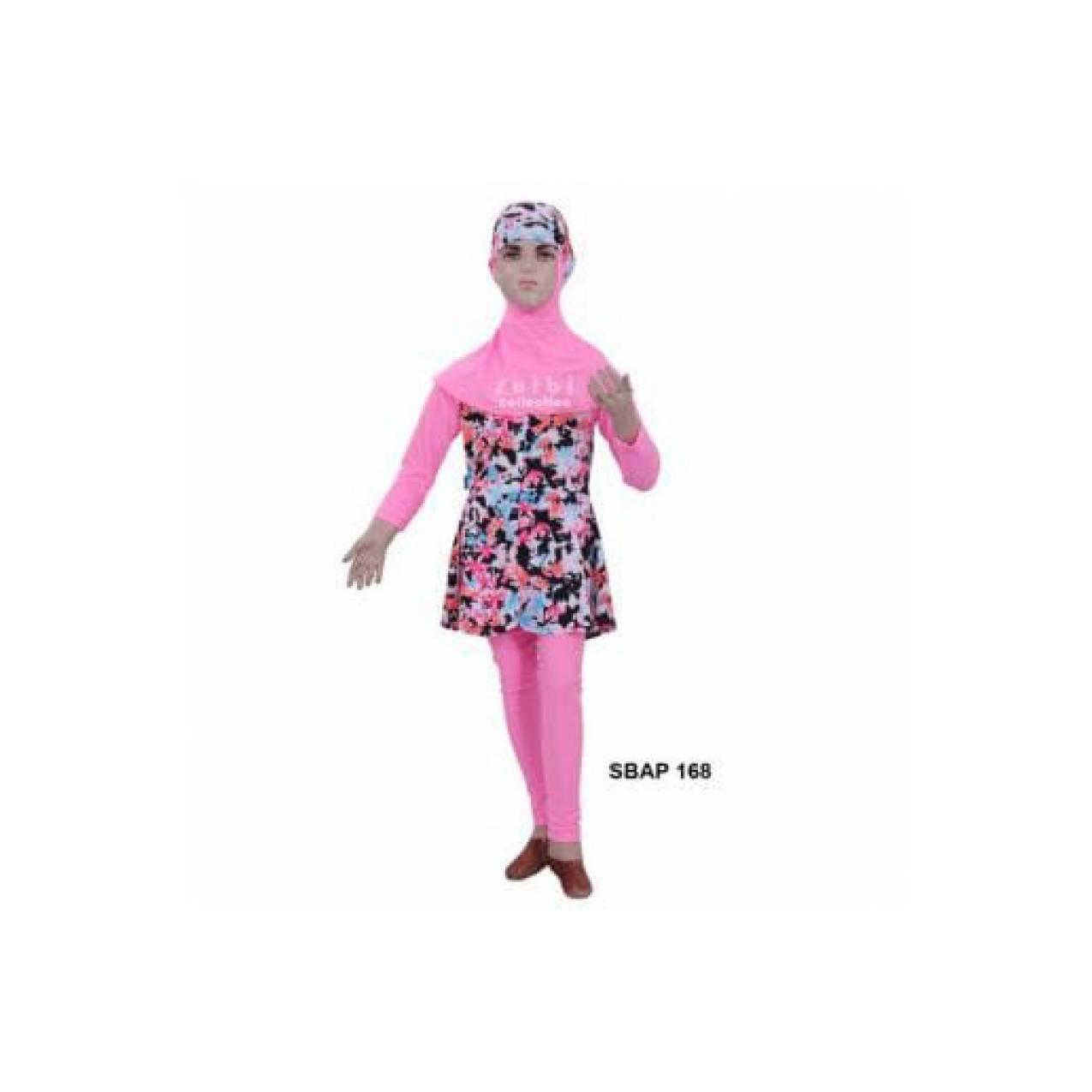 Jual Baju Renang Anak/ Bayi/ Batita 0-3th Perempuan Sulbi Size 1/2/3