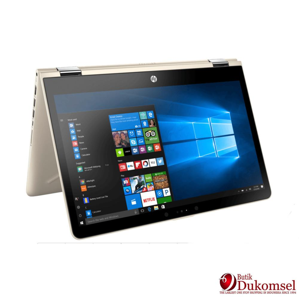 HP Pavilion X360 14-BA091TX (Intel Core i3-7100U/4GB RAM/1TB HDD/14