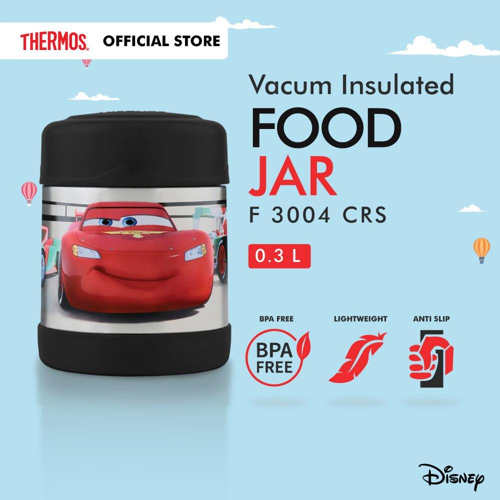 Thermos Food Jar Disney Cars - 300ml (F3004-CRS)