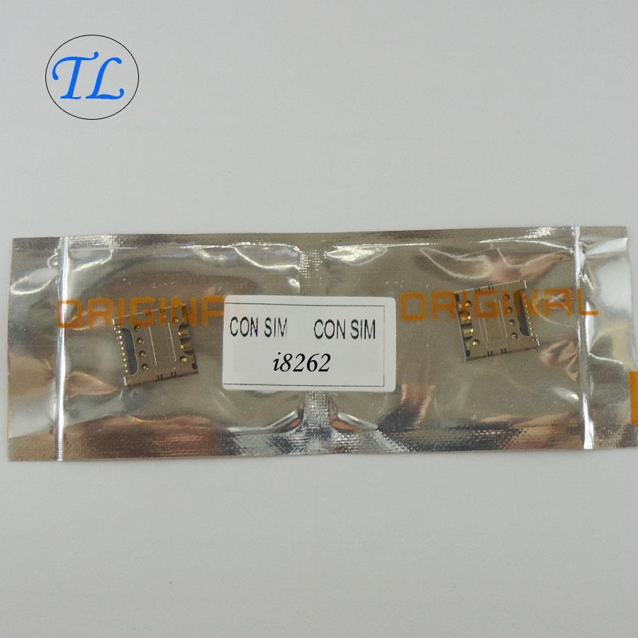 KONEKTOR SIM SAMSUNG I8262  LG E988 genzatronik