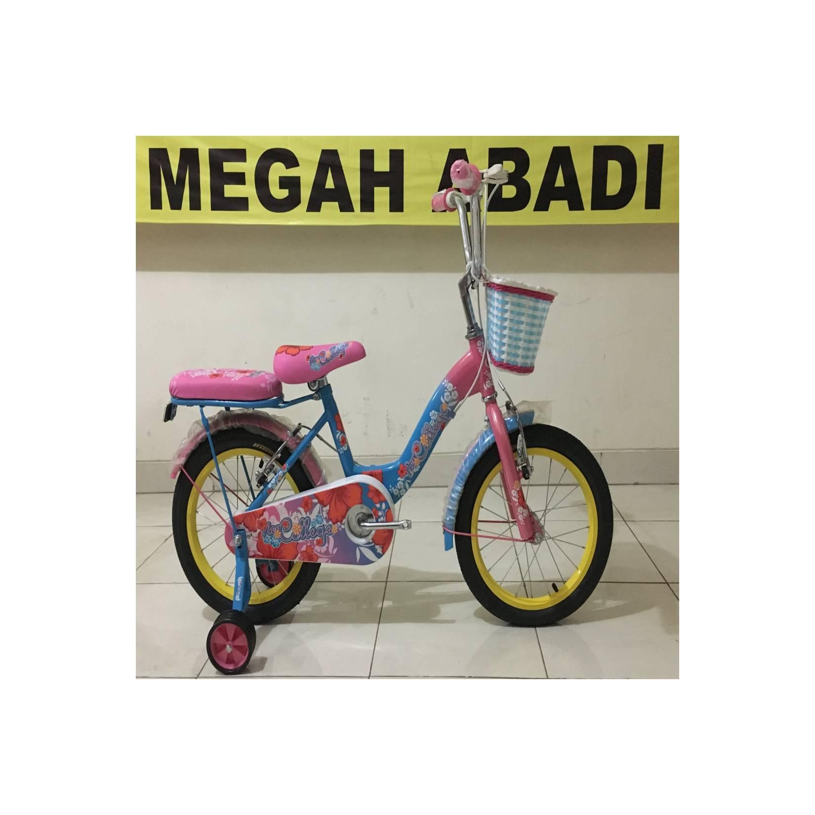 sepeda anak Mini 16 wimcycle neo college