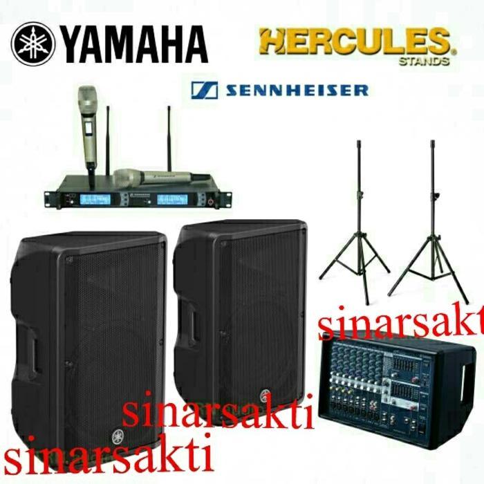 ORIGINALS Paket Sound System indoor dan Outdoor Yamaha ( ORIGINALS )