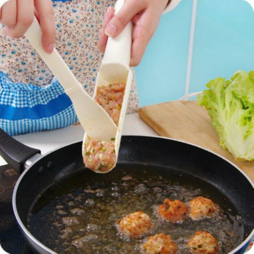 Alat Cetak Bakso Bakwan Pencetak Daging MeatBall Maker Mold