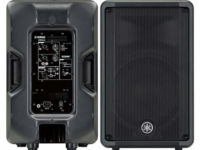 ORIGINALS  Speaker Aktif Yamaha DBR 12 ( 12 inch ) ORIGINALS ( 1000 Watt )