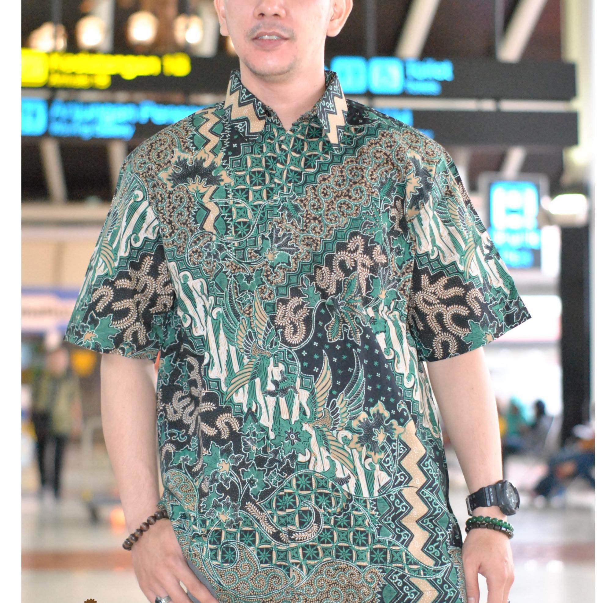 Danar Hadi Hem Batik Tulis Reguler Fit 1400