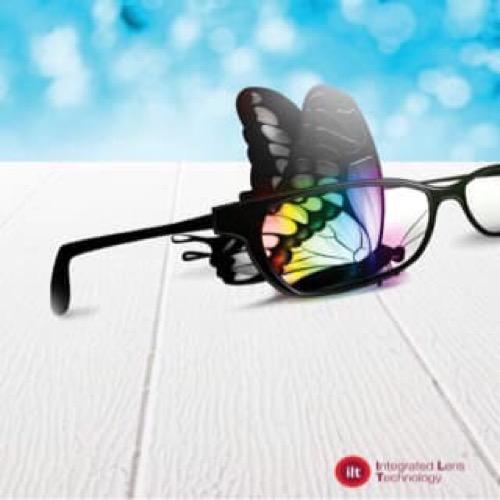 Lensa Photochromic ILT FSV vGarde Grey EMI UV Steel