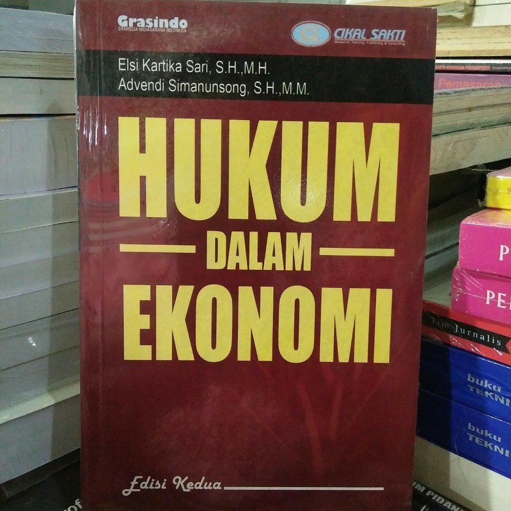 Hukum Dalam Ekonomi Rama Store By Ramastore.