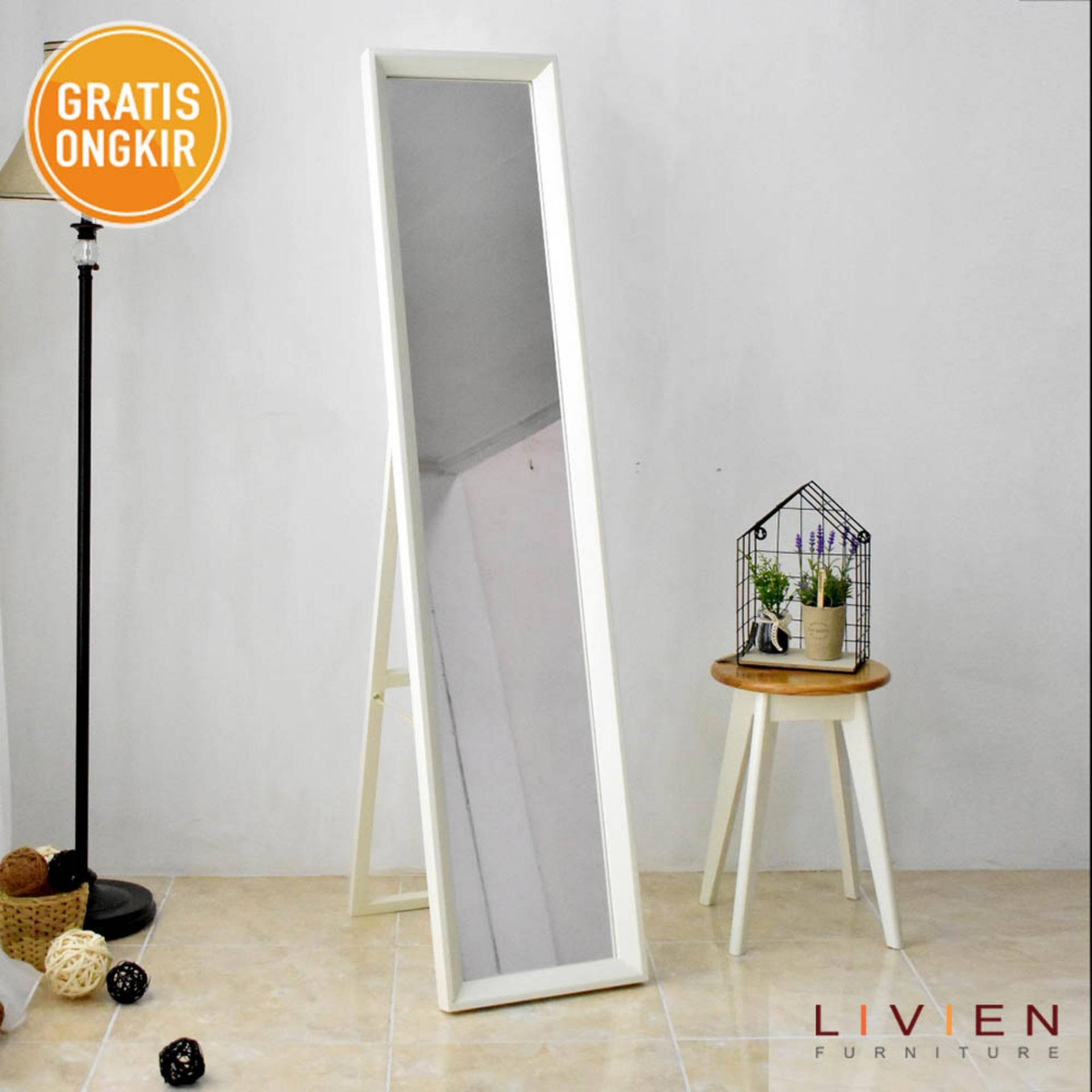 Cermin Dekoratif Rumah Rak Dinding Dapur Alumunium