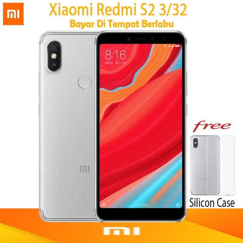Xiaomi Redmi S2 - Ram 3/32GB + Gratis SIlicon Case Original