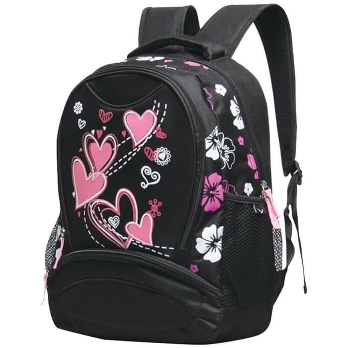 tas sekolah anak perempuan TK SD SMP ,tas ransel anak perempuan cewek tas punggung anak model terbaru murah&bagus BHM 201