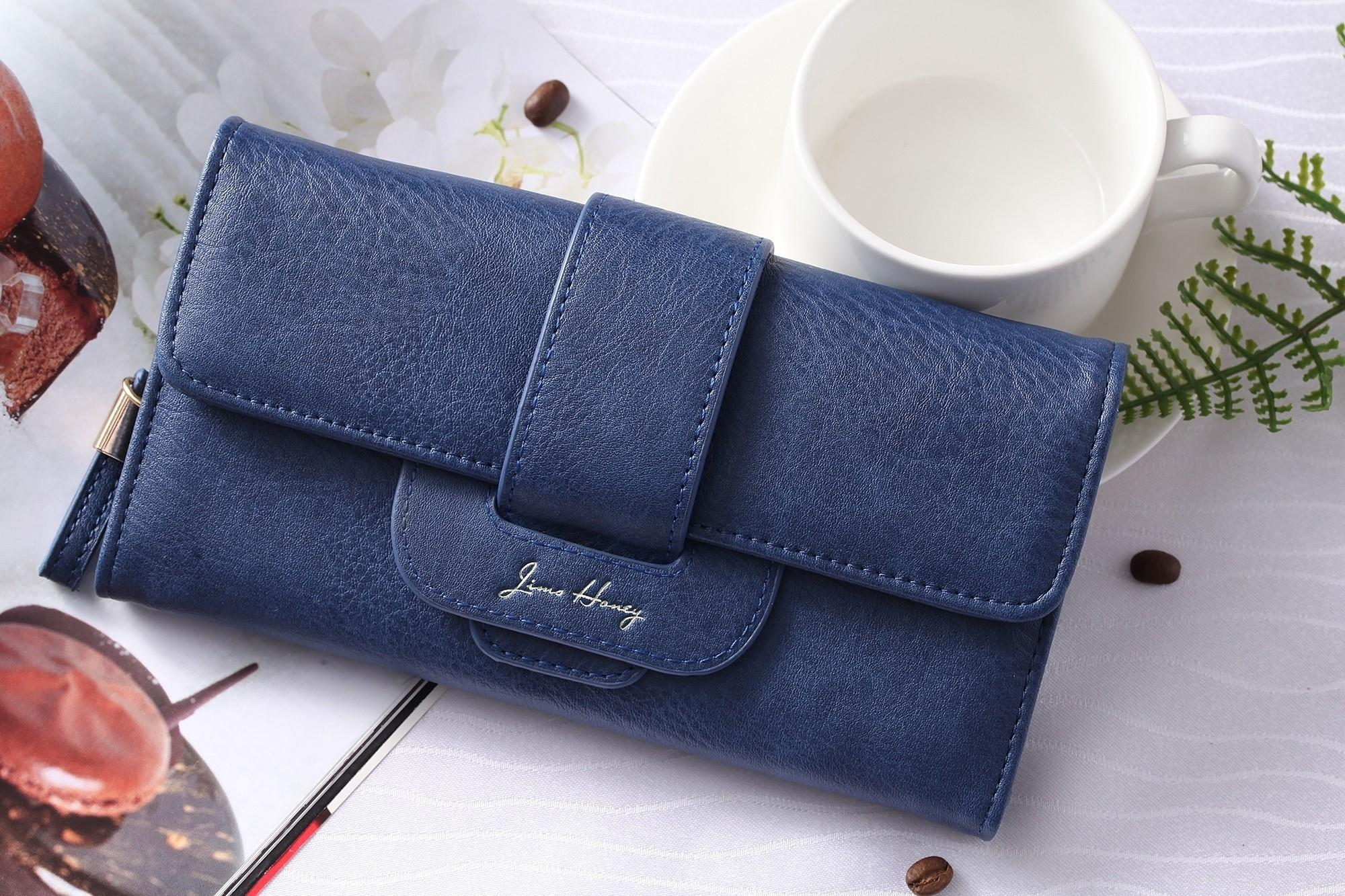 JH ELLEN WALLET - Dompet Wanita Import JIMS HONEY ORIGINAL