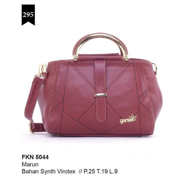 Garsel Fashion Tas Selempang Wanita Marun - FKN 5044