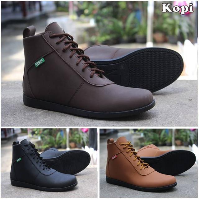 Kickers - Sepatu Casual Kickers Pria Brodo f76e725621