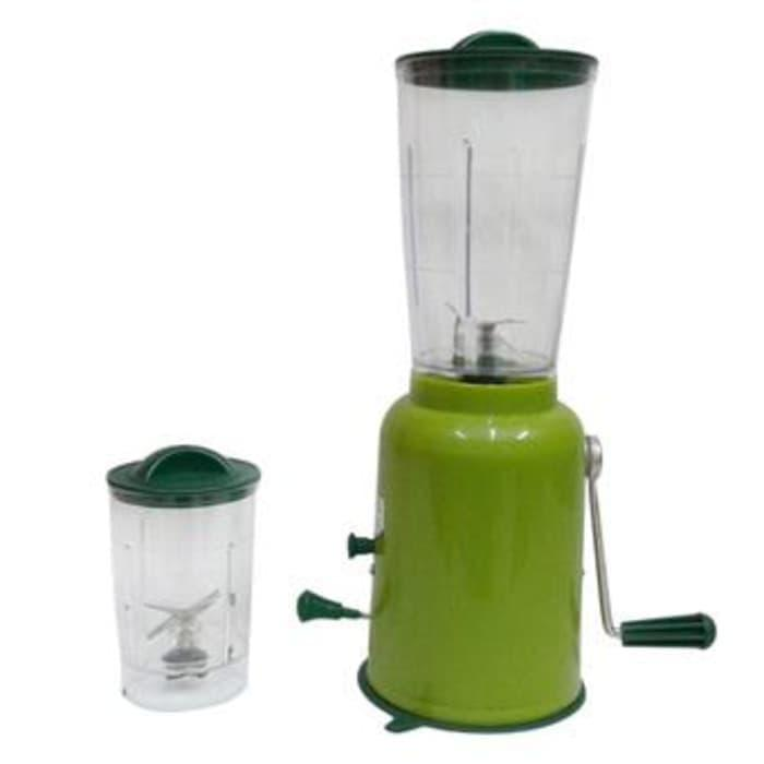 Best Top Seller!! Blender Manual Destec 2 TabungU002F Dua TabungU002F Gelas - ready stock