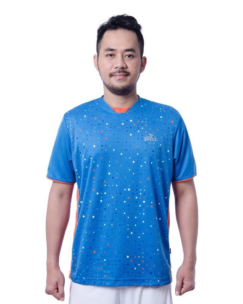 Specs Jersey Badminton Elektra Bd Jersey - Bash Blue