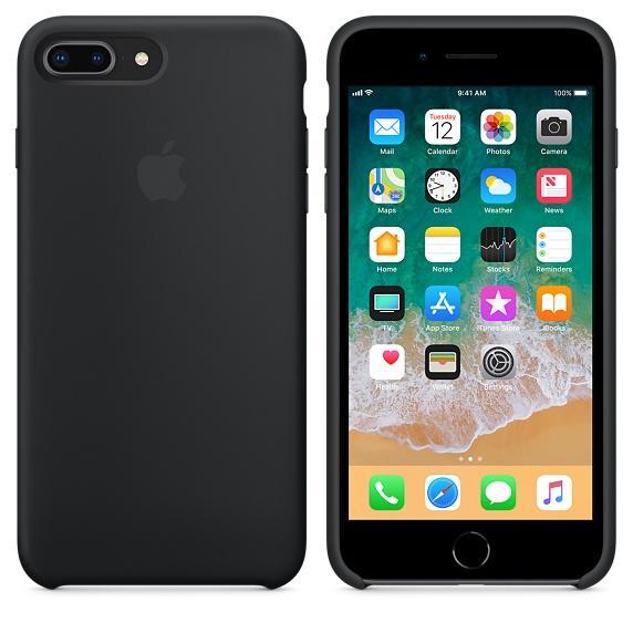Apple Silicone Case iPhone 7 Plus / 8 Plus