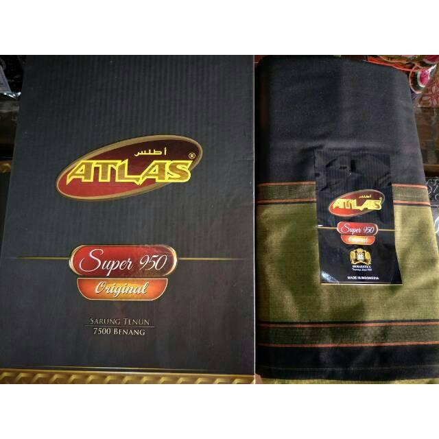 Sarung Atlas Super 950 Original ()