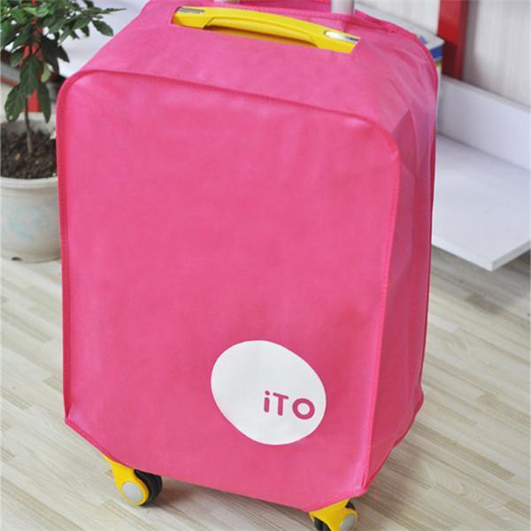 Luggage Bag Cover - Cover tutup Pelindung Koper ITO / Sarung Ukuran 20 22 24 28