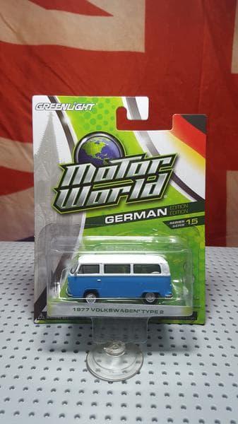 HARGA DISKON!!! Jual Beli Greenlight 1977 Volkswagen Type 2 Baru | Diecast dan Hotwh - 7FWWDX