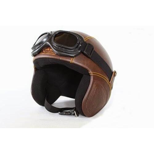 Helm Plus Kacamata