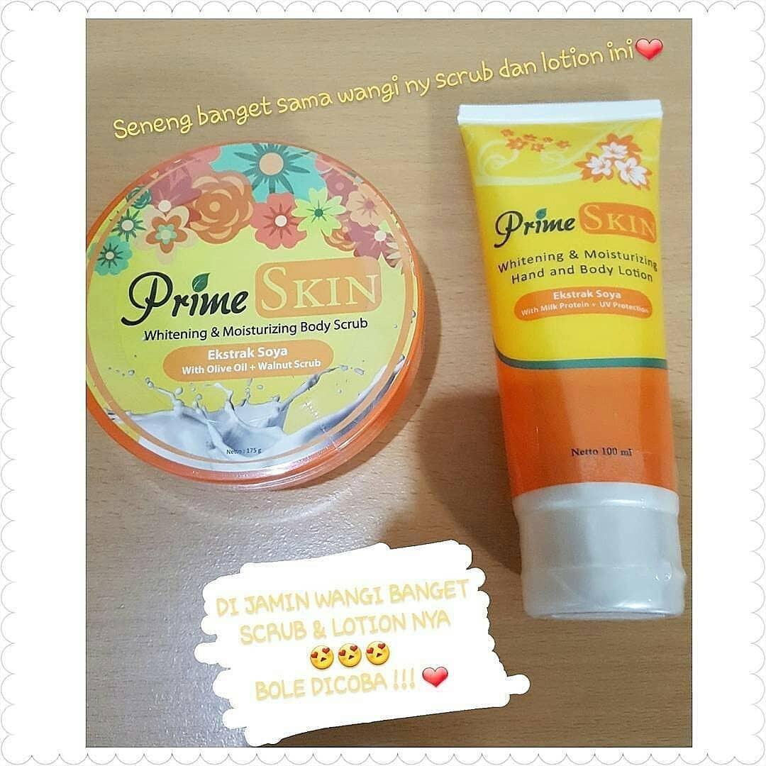 Jual Produk Hwi Online Terbaru Di Vitamale Original Ecer Paket Perawatan Kulit Dari Luar Prime Skin Body Scrub 175 Gr Hand And