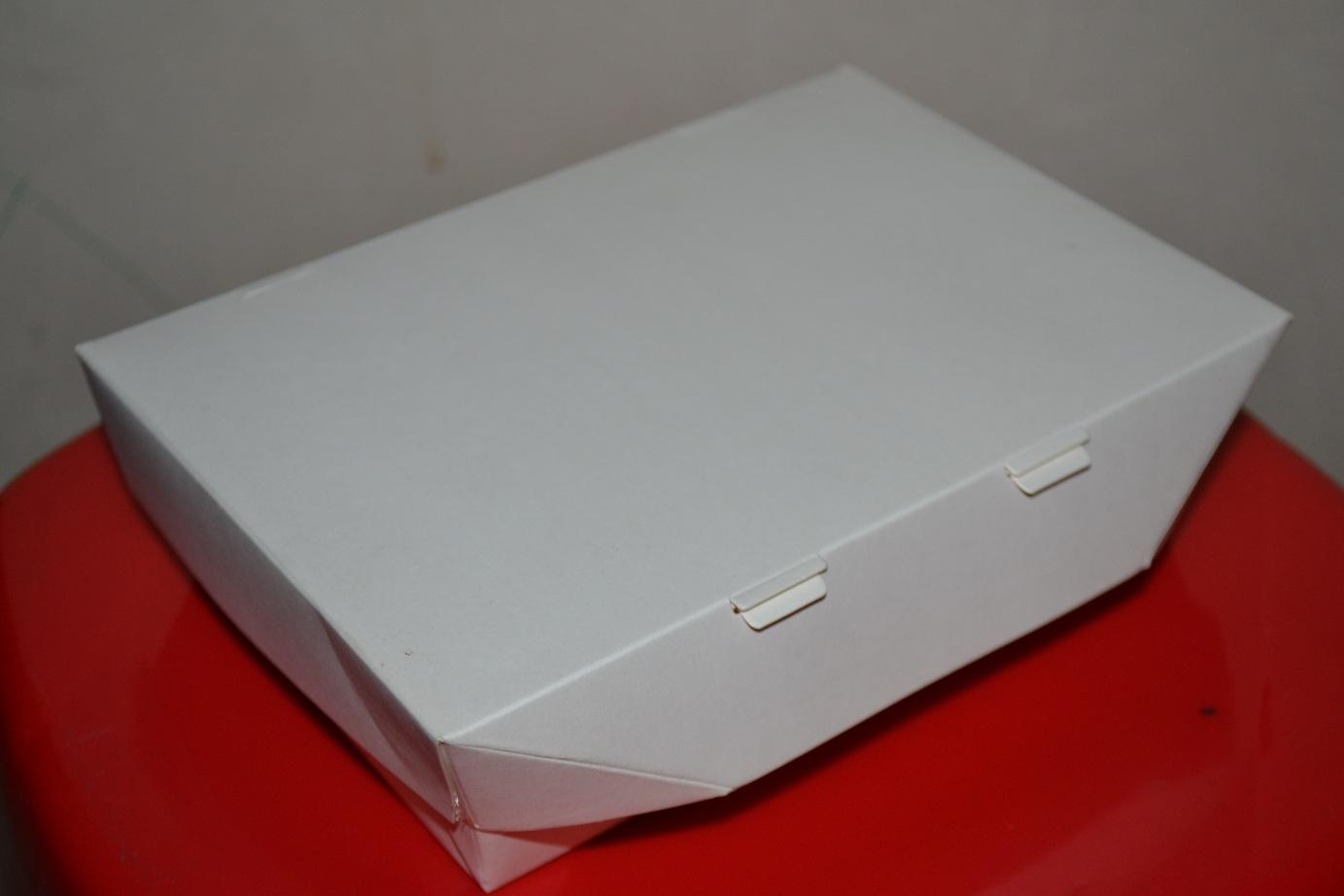Buy Sell Cheapest Paper Lunch Box Best Quality Product Deals Merk Ergopak Lunchbox M Polos