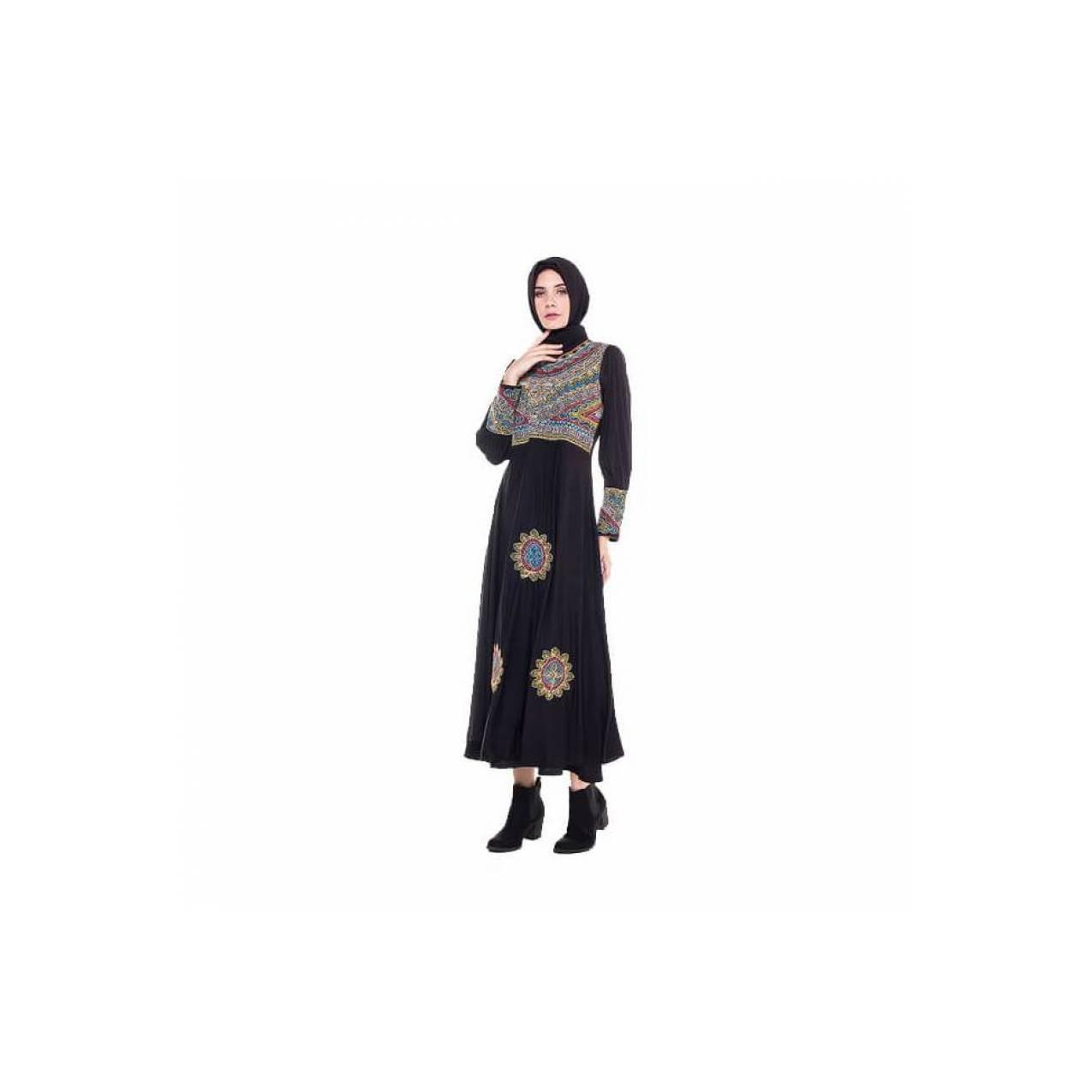 Baju Gamis Brokat / Vamosh Jersey Terbaru Java7 HNS 303