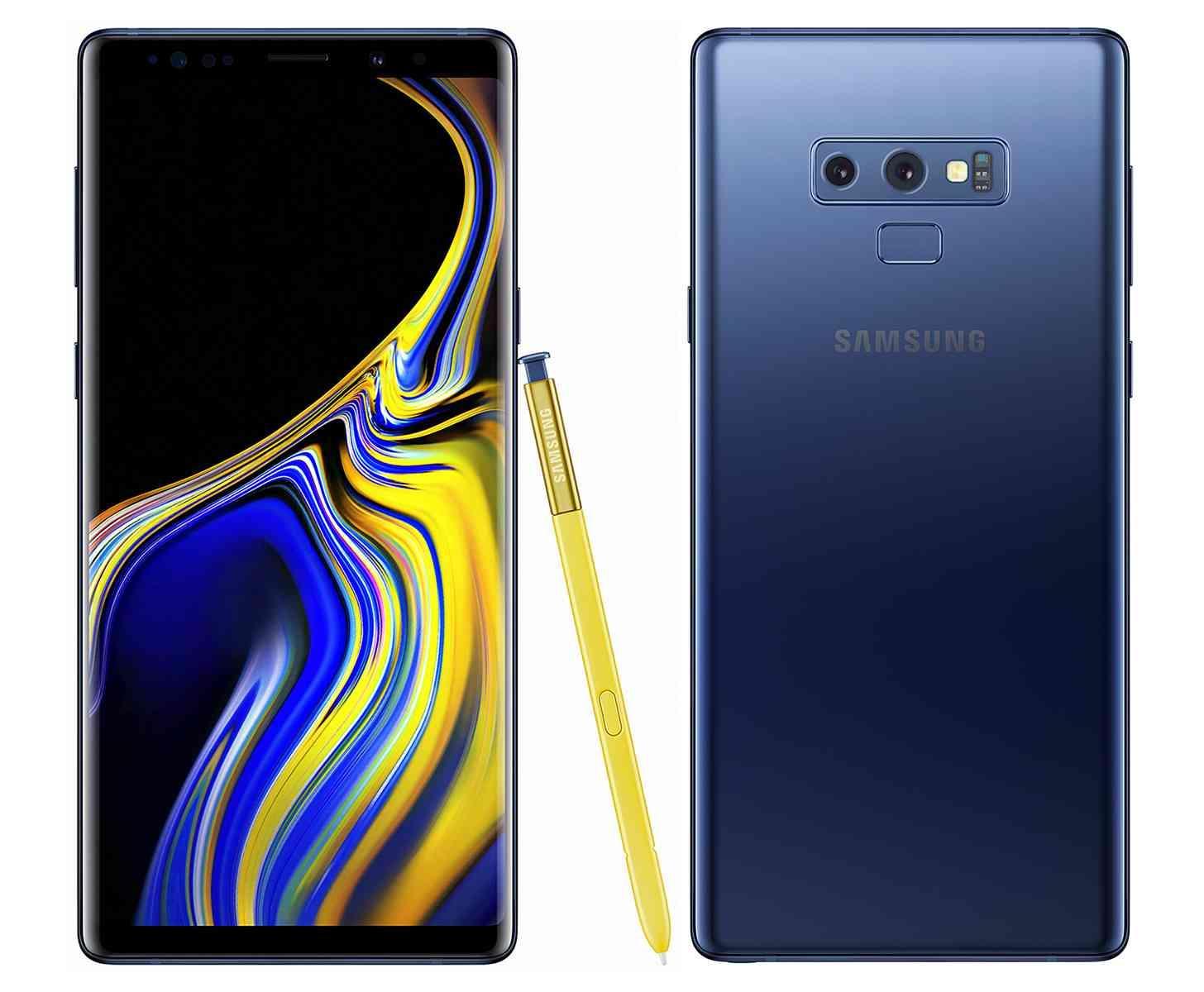 Samsung Galaxy Note 9 512GB Garansi Resmi Samsung Indonesia
