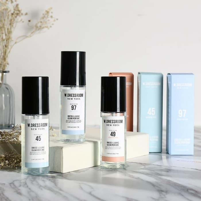 W.Dressroom New York Dress & Living Clear Perfume 70ml - Always Happy 34