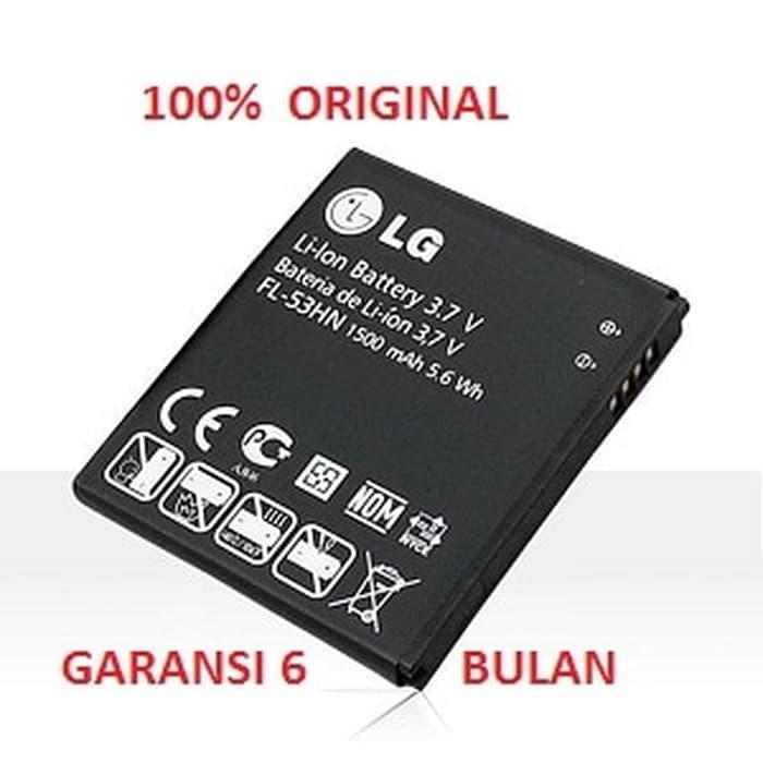 100% ORIGINAL Battery LG FL-53HN / LG P990 Optimus 2X, P920, C729,Dll