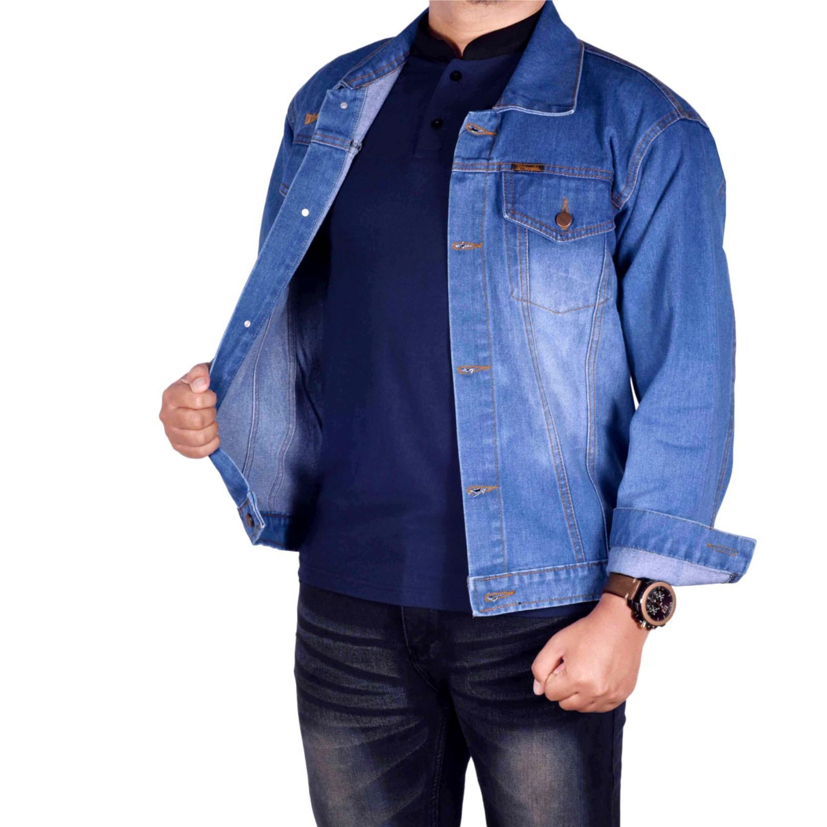 Dgm_Fashion1 Jaket Bomber Hitam Super dry/Jaket Parasut Bolak-Balik/ Jaket Pria Sport/Jaket Bomber/