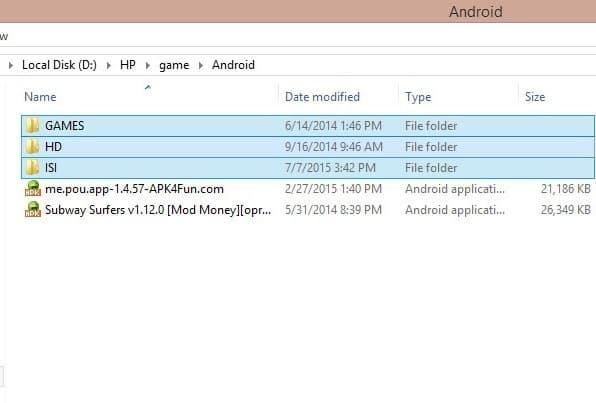 Best Seller!! Game Android Paket Lengkap Selalu Update - Ready stock