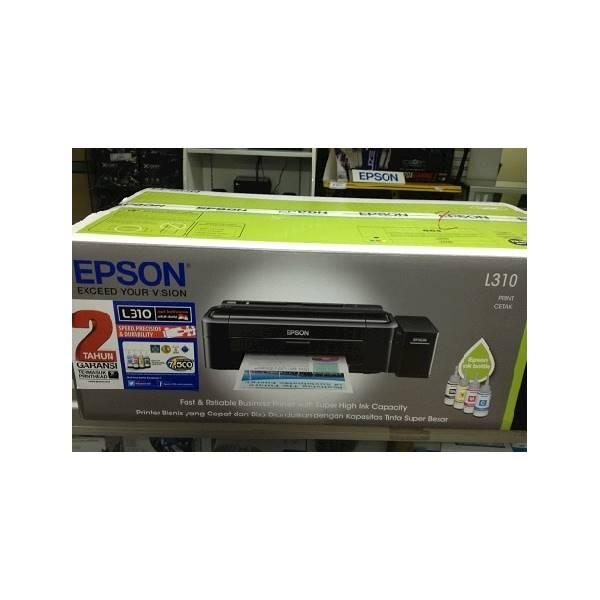 Printer Epson L310 Infuse Print Only A4 Original