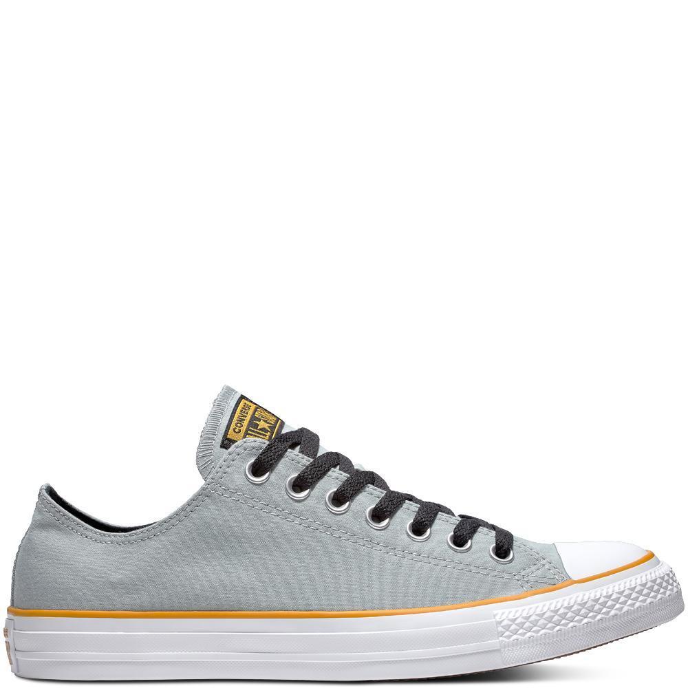 Jual Sepatu Sneakers Pria Terbaru Catenzo High Super Black Converse Chuck Taylor All Star Low Top Abu