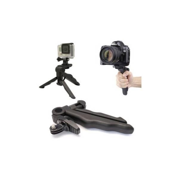 Hot Promo Tripod Mini Lipat SLR Gopro Kamera Pocket Digital Proyektor Xiaomi Yi Perlengkapan Kamera