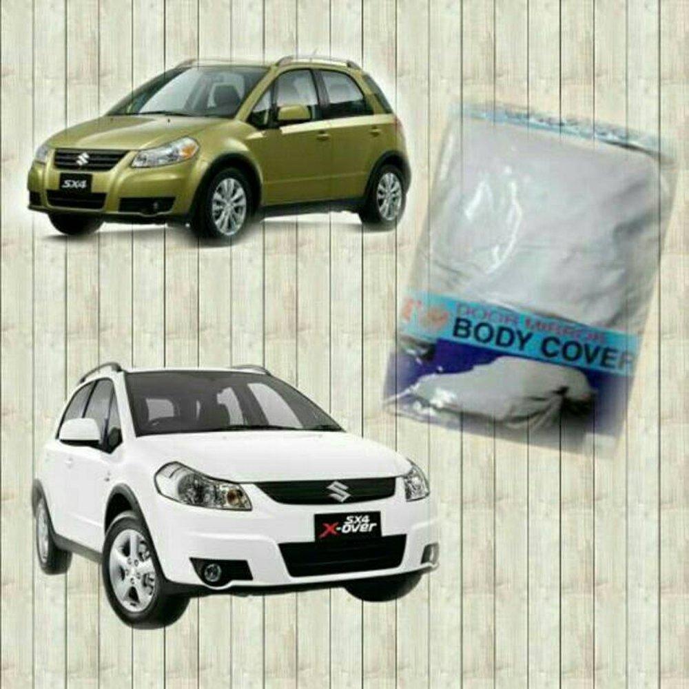 P1 Body Cover sarung pelindung selimut tutup bungkus penutup mobil SWIFT