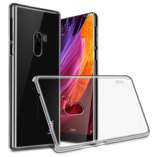 Casing Hp Imak Crystal 2 Ultra Thin Hard Case for Xiaomi Mi Mix Murah Lucu