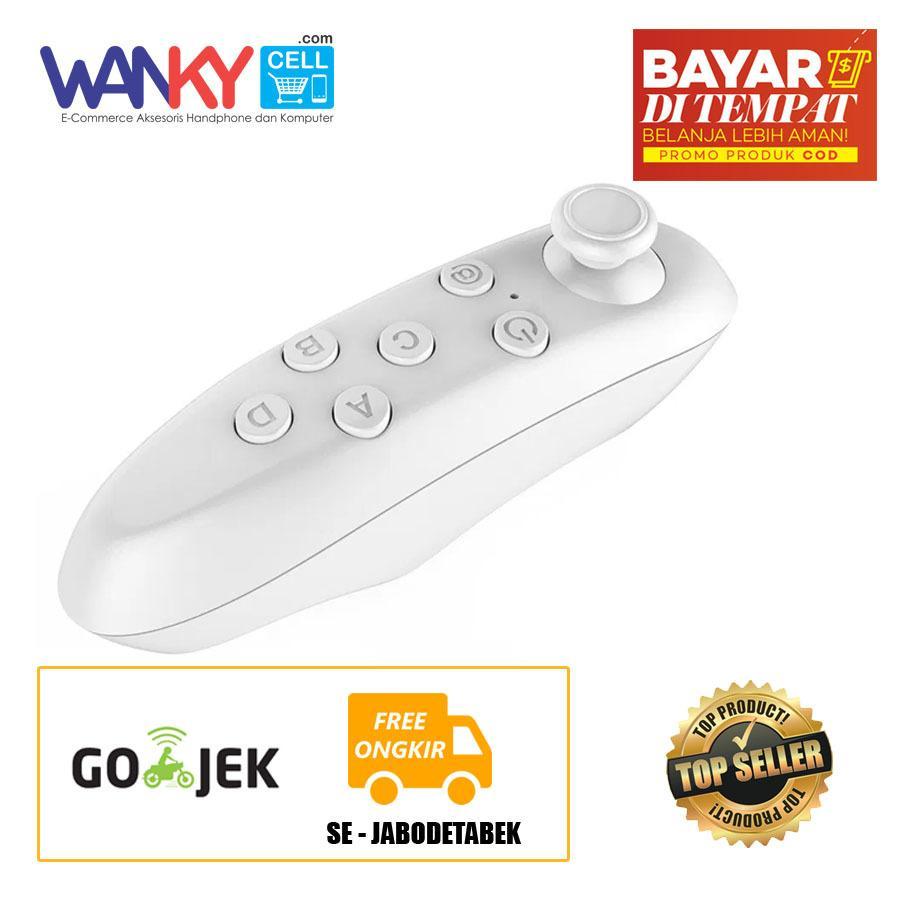 Jual Vr Box Virtual Reality Psn Card Id 100ribu Playstationibanezblackcom Bluetooth Remote Controller Gamepad Mini Putih