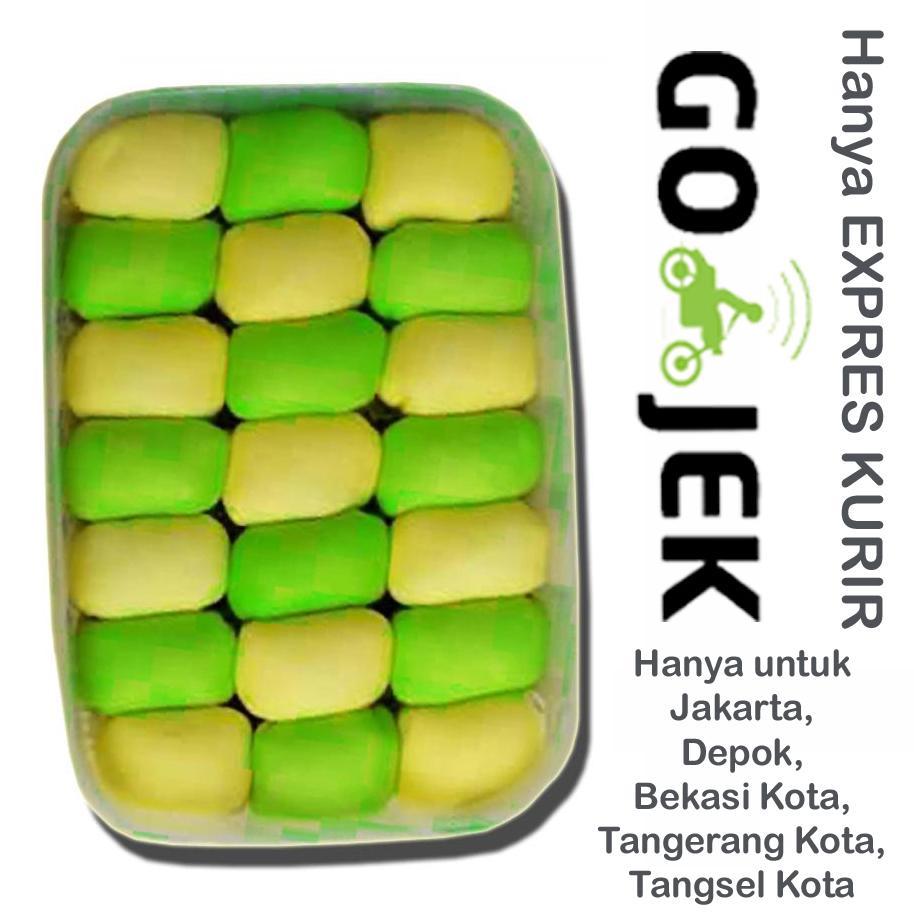 Pancake Durian Medan Asli Buatan Medan Isi 21 By Ucok Durian.