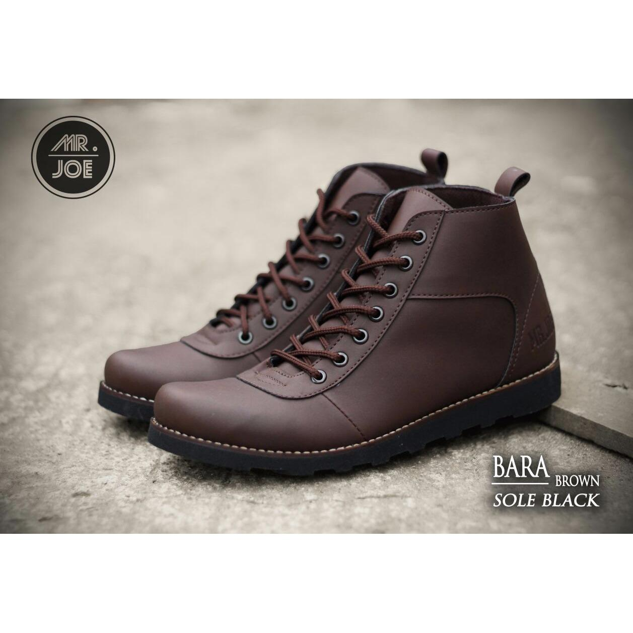 HOT BRODO Boots Low  Sepatu Brodo Boots Mr Joe Original - Sepatu boots Pria - Sepatu Boots pria - Sepatu original Mr Joe ORIGINAL