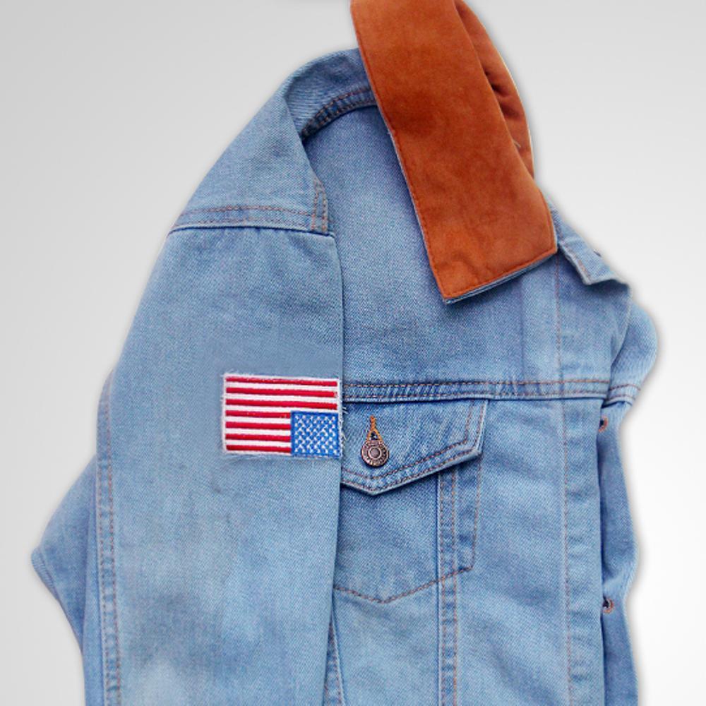 jaket jeans dilan trendy