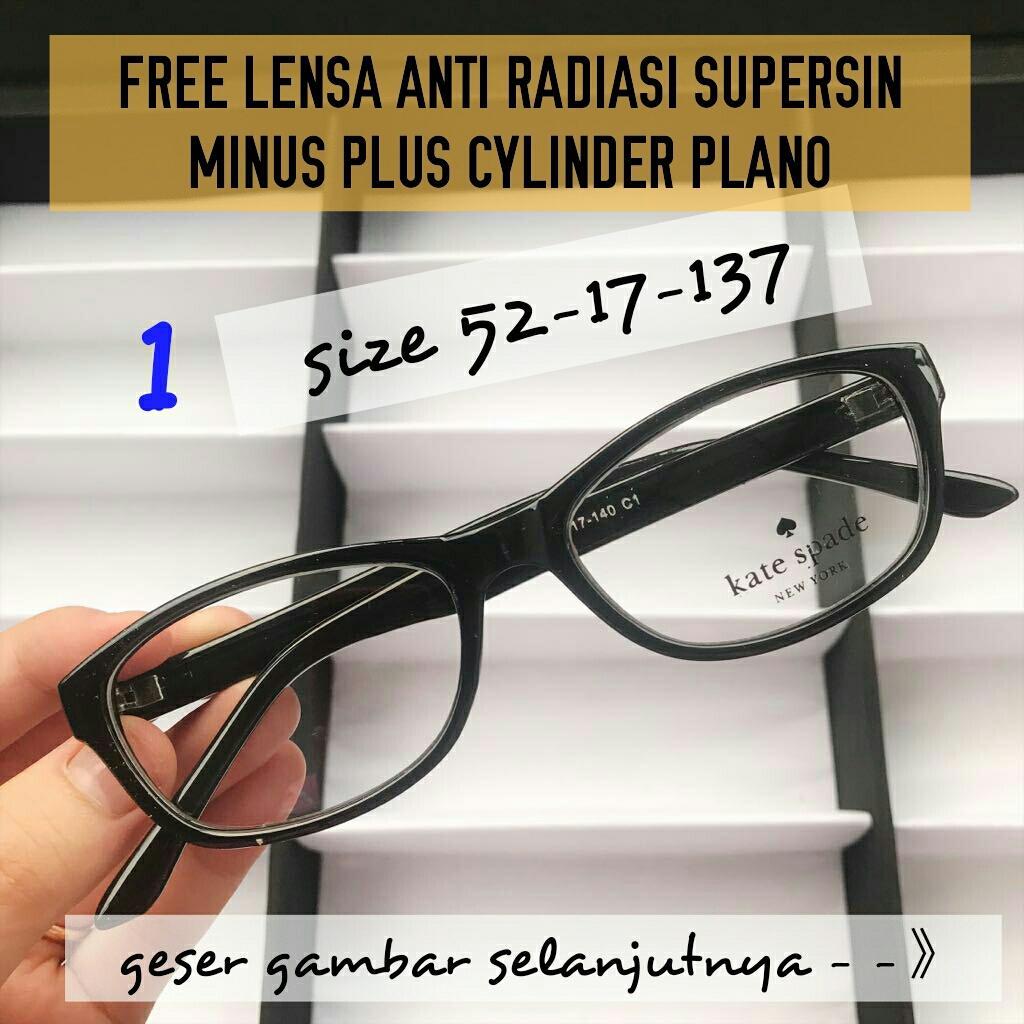 Frame Kacamata Joy 3299 kacamata baca kacamata bulat kacamata minus   plus   cylinder kacamata anti 1477504ad5