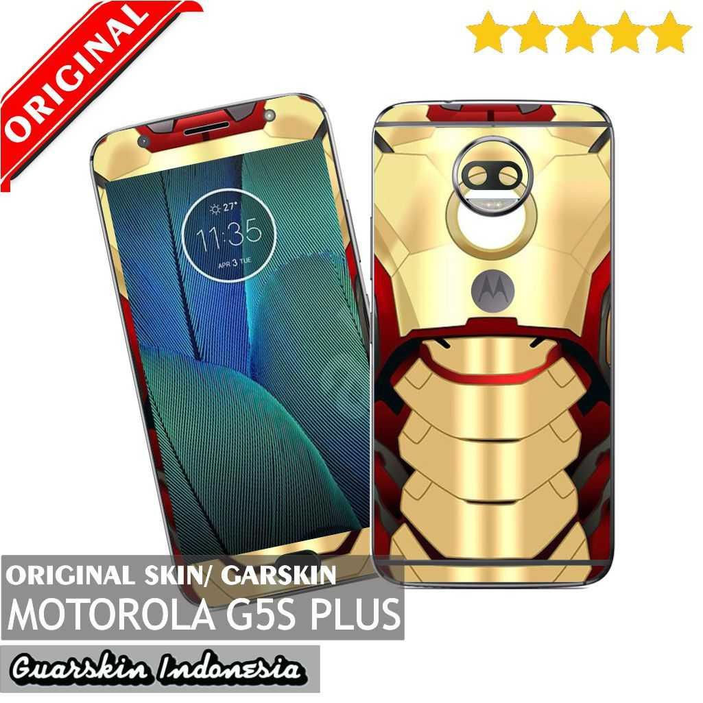 Original! Motorola Moto G5S Plus Skin/Garskin for Case Ready/ Custom