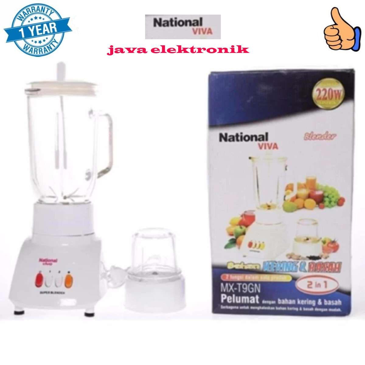 Blender National Viva / omega Blender Juice garansi resmi